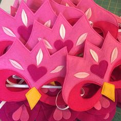 LOVEBIRD COSTUME // soft flappable wings with mask // Let your