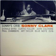 SONNY CLARK / JOHN COLTRANE / SONNY'S CRIB / BLUE NOTE / JAZZ / KING JAPAN