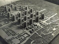 Voisin Plan Le Corbusier