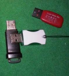 cuando la memoria no se conecta por tener suscios los contatos LA UNIVERSAL impresora : Como limpiar memorias USB