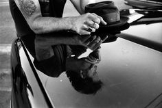 Tom Waits by Danny Clinch