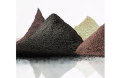 Pigmentpulver, Eisenoxid, Oxidfarbe - 1kg Farbpigmente für Beton + Wand - Farbe: rot/ziegel