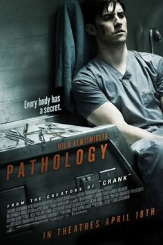 Pathology | Gratuitous violence, sex, and drug use (the horror movie trifecta, perhaps) help make this movie really entertaining and pretty thoroughly effed up.