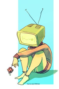 TV Girl by Ondinel on deviantART