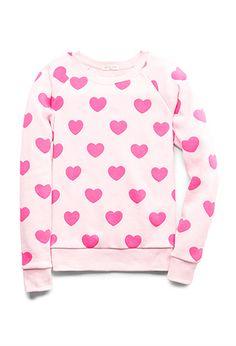Heartbreaker Sweatshirt (Kids) | FOREVER21 girls - 2000064291