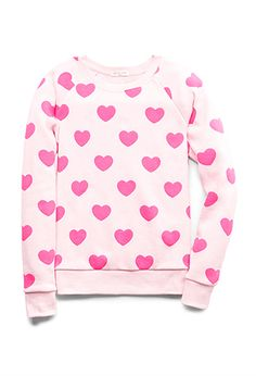 Heartbreaker Sweatshirt (Kids) | FOREVER21 girls - 2000064291