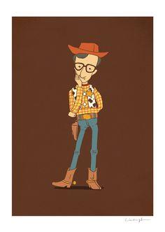 Woody & Allen