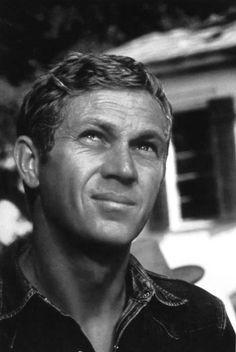 Steve McQueen on Pinterest | Faye Dunaway, Jacqueline Bisset and ...