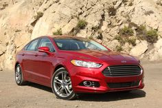 This is the review of a #Ford Fusion