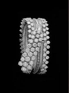 Van Cleef  Arpels Zipper necklace,  converts to a bracelet