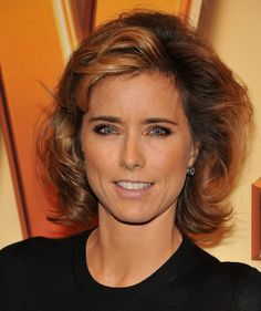 Téa Leoni is an American actress. She has starred in a wide range of films including Jurassic Park III, The Family Man, Deep Impact, Fun with Dick and Jane, Spanglish, Bad Boys, Ghost Town and Tower Heist.