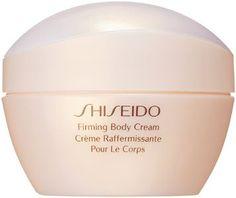 #Shiseido Firming Body Cream