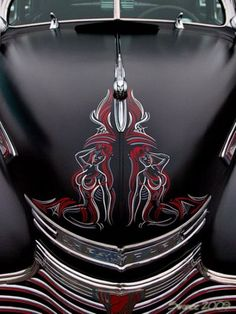 Pinstriping Graphics Related Keywords