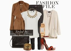 CASUAL FRIDAY OUTFIT... 14.06 |STYLETHELUXE