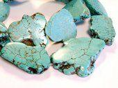 Large Turquoise Blue Magnesite Slabs