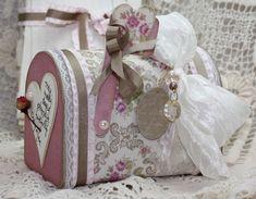 Vintage Valentine Mailbox