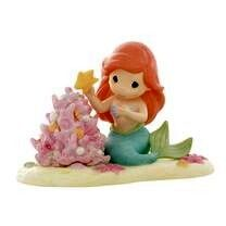 Disney Precious Moments Figurine Ariel Little Mermaid