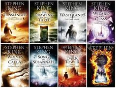 The Dark Tower Series by Stephen King