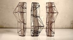 Architectural Model, Twisted - Southwood Jones