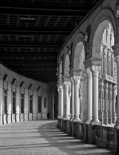 Piazza di Spagna - Sevilla  Christina Veneti
