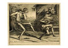 Two Fools of Carnival (by Kintzertorium)
