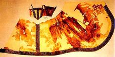 Dress of Eleanora di Toledo, from 1562 is now located at Galleria del Costume, Florence,   In:Moda a Firenze 1540-1580 Lo stile di Eleonora di Toledo e la sua influenza, R. O.Landini; B. Niccoli, 2005