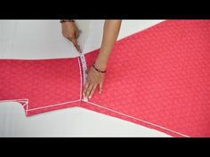Very beautiful side cut kurta design /amazing kurta design - YouTube