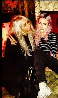 Gemma and Lou