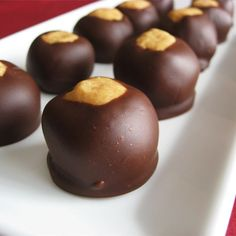 """Buckeye Cookies III I """"My husband said these tasted just like the ones his Mom used to make years ago. Everyone loved them!!"""""""