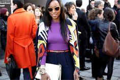 Style Profile: Shiona Turini  http://letsrestycle.com/style-profile-shiona-turini/
