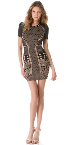 Torn by Ronny Kobo Candy Tribal Dress | SHOPBOP