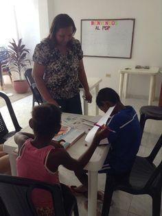 En Refugio Corporación se brindan ayudas en la realización de actividades académicas.