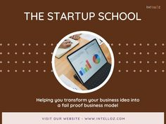 Participate in our startup school program to begin with your own startup. School Programs, Need To Know, Learning, Business, Studying, Teaching, Store, Business Illustration, Onderwijs
