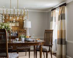 nouvelles déco pour salle à manger ... Ces rideaux habilleront avec caractère les fenêtres .... http://rideauxsalon.blogspot.com/2015/09/rideaux-de-salle-manger.html