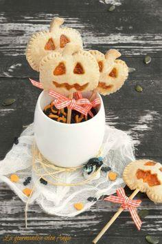 halloween pop tart au potiron http://www.la-gourmandise-selon-angie.com/archives/2013/10/21/28152861.html
