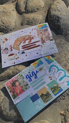 Pen Pal Letters, Letter Art, Letter Writing, Aesthetic Letters, Snail Mail Pen Pals, Best Friend Status, Bullet Journal Aesthetic, Envelope Art, Happy Mail