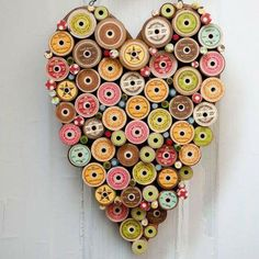 Love this idea for old spools.