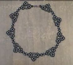 Necklace Tutorial: how to make a beaded necklace with seed beads | Beading Tutorial