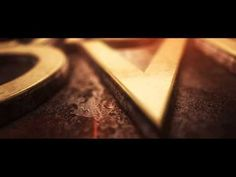 3d Text Animation Motion Graphics - YouTube