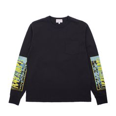 Premium cotton Cav Empt C4V Pocket Longsleeve T-Shirt.