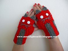cat gloves ^-^