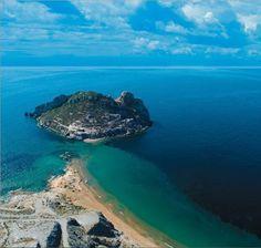 Isla del Fraile. Águilas, Murcia, España.