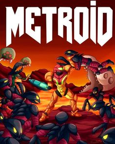How it feels when you unlock all the upgrades in a Metroid game. Metroid Samus, Metroid Prime, Samus Aran, Doom Cover, First Person Shooter Games, Ocarina Of Times, Super Metroid, Nintendo Characters, Fanart