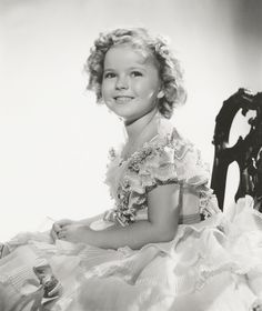 Shirley Temple: I loved her as a little girl