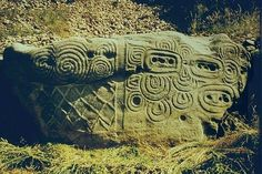 Newgrange K52 - I want some of these designs worked into my new tattoo