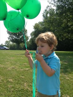 "Get rid of that pacifier! I went to party city and bought 4 balloons and tied my sons pacifier to them. We went to the park and he let the balloons go up in the sky to a ""new baby's house"""