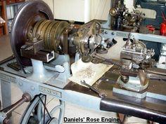 George Daniels' Rose Engine