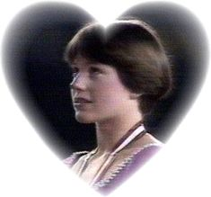 Dorothy Hamill Haircut... My Marcia Brady hair just wouldn't do it~~~even with Dorothy's Short 'n Sassy hair products.