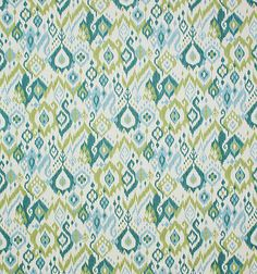 Pindler Fabric Pattern #P1270-Fontaine, color Seaside www.pindler.com
