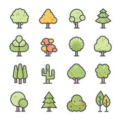 [orginial_title] – sky Tree Icon Bold Stroke with Color on White Background. Vector Illustration Tree Icon Bold Stroke with Color on White Background. Mini Drawings, Kawaii Drawings, Doodle Drawings, Easy Drawings, Bullet Journal Banner, Bullet Journal Ideas Pages, Kawaii Doodles, Cute Doodles, Desenho Harry Styles